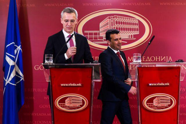 Ανησυχούν για τον Ζάεφ μετά τον πάγο στη συμφωνία ένταξης | tovima.gr
