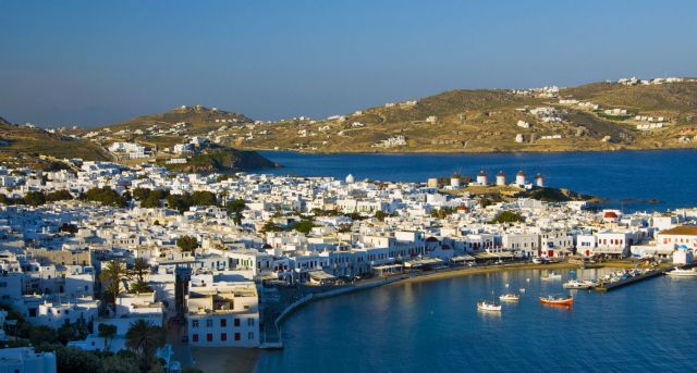 Σε ιδιώτες και το λιμάνι της Μυκόνου | tovima.gr