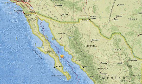 Σεισμός 6,6 βαθμών στο Μεξικό | tovima.gr