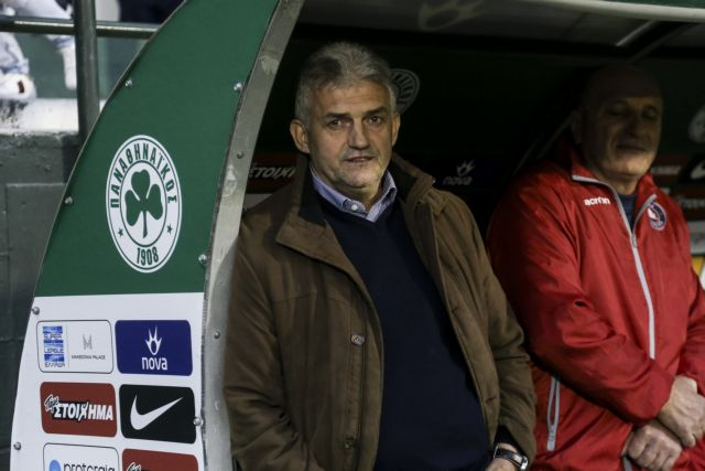 Super League: Ο Τσιώλης έμεινε στην Κέρκυρα μόλις για τρία παιχνίδια | tovima.gr