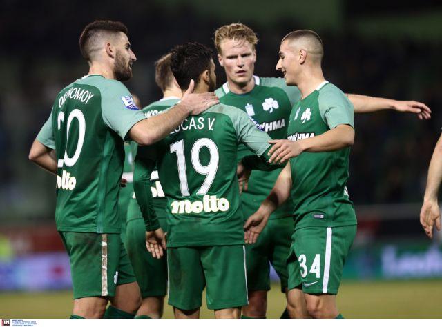 Super League: Παναθηναϊκός – Κέρκυρα 4 – 0 | tovima.gr