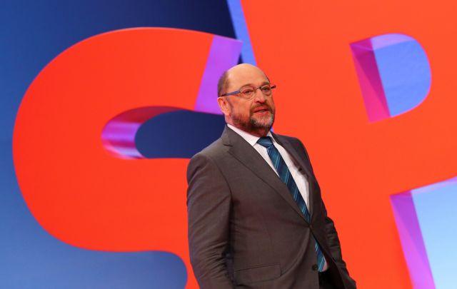 Ώρα αποφάσεων για το SPD: Ναι ή όχι σε κυβέρνηση με Μέρκελ | tovima.gr