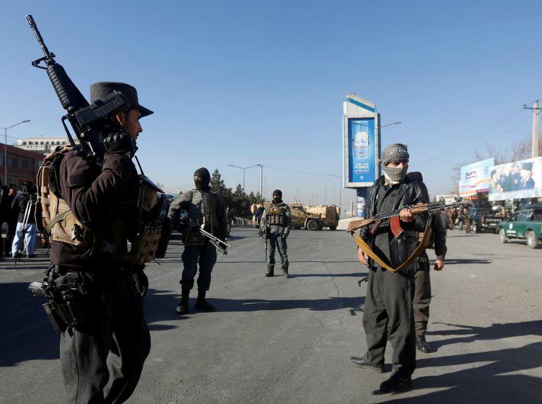 Επίθεση των Ταλιμπάν στο βόρειο Αφγανιστάν – Δεκάδες νεκροί | tovima.gr