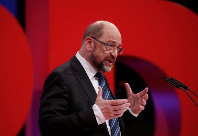 Γερμανία: Ερώτημα η συμμετοχή Σουλτς στην κυβέρνηση | tovima.gr