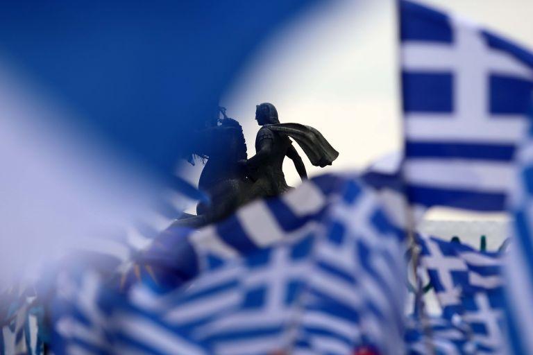 Θεσσαλονίκη: Συλλαλητήριο για τη Μακεδονία – Ισχυρή αντίδραση της κοινωνίας δείχνουν οι δημοσκοπήσεις   tovima.gr