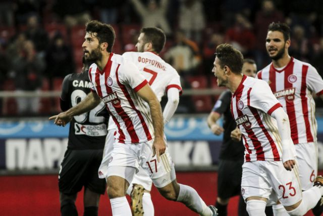 Ο Ολυμπιακός παρέμεινε στην κορυφή, 3-0 την Ξάνθη   tovima.gr