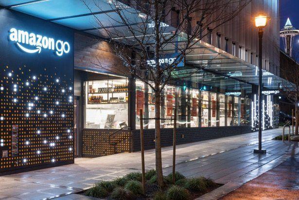 Amazon: Ανοίγει το πρώτο σούπερ μάρκετ χωρίς ταμείο | tovima.gr