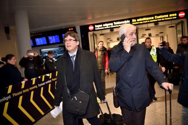 Δεν ενεργοποιείται το ευρωπαϊκό ένταλμα σύλληψης για τον Πουτζδεμόντ | tovima.gr