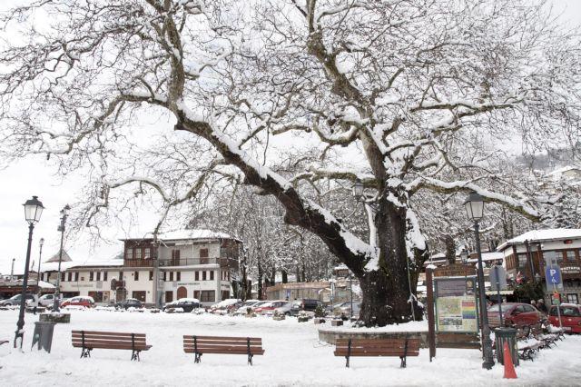 Έκτακτο δελτίο καιρού: Καταιγίδες και πυκνές χιονοπτώσεις | tovima.gr