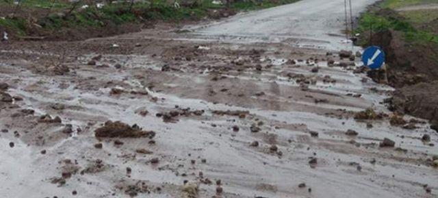 Σοβαρά προβλήματα λόγω κακοκαιρίας στη δυτική Λέσβο | tovima.gr