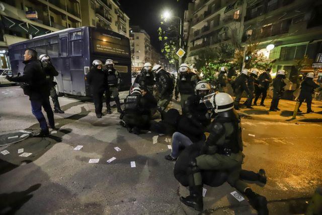 Ελεύθεροι οι συλληφθέντες των επεισοδίων για την κατάληψη «Libertatia» | tovima.gr