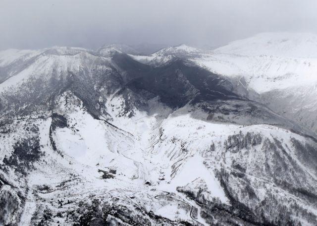 Ιαπωνία: Τραυματίες και αγνούμενος από χιονοστιβάδα | tovima.gr