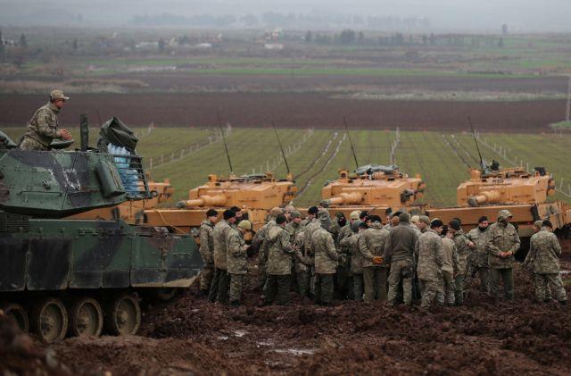 Σε γενική επιστράτευση οι Κούρδοι για την υπεράσπιση του Αφρίν | tovima.gr