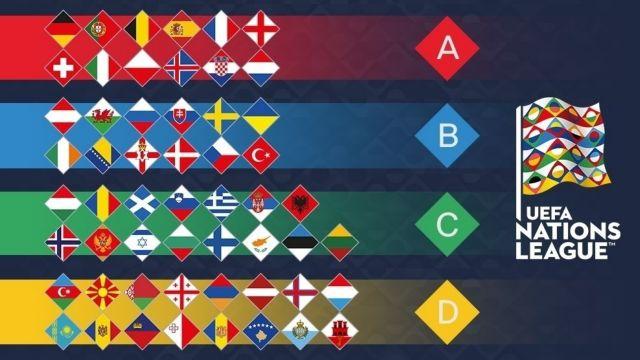 Την Τετάρτη στη Λωζάνη  η κλήρωση της Nations League | tovima.gr