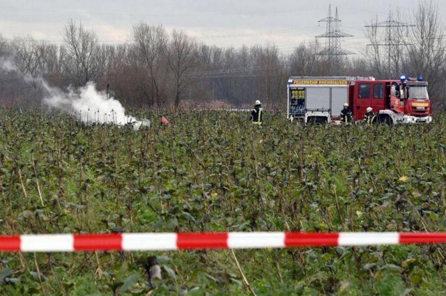 Γερμανία: Τέσσερις νεκροί από σύγκρουση αεροσκάφους με ελικόπτερο | tovima.gr
