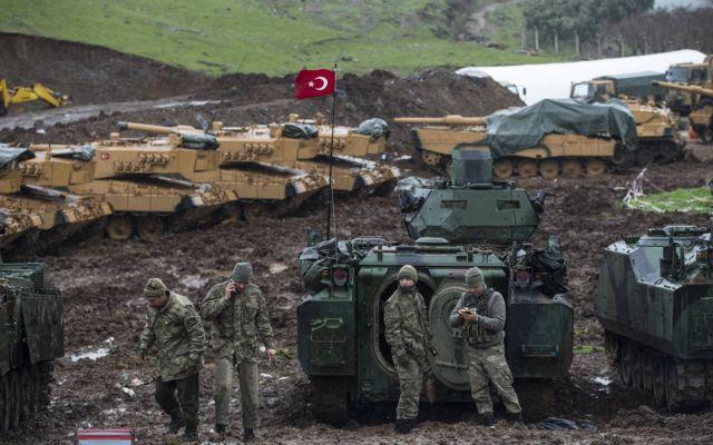 Η σύγκρουση Τουρκίας – ΗΠΑ για τους Κούρδους και τα ρωσικά χαμόγελα | tovima.gr