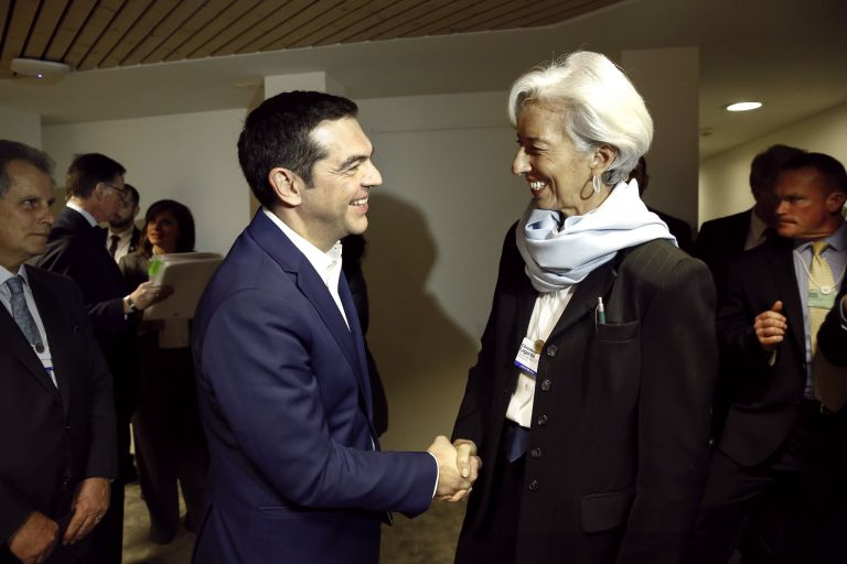 Τσίπρας – Λαγκάρντ: Συμφωνία για να δουλέψουν από κοινού για το χρέος | tovima.gr
