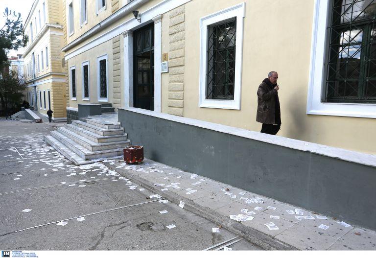 Λήξη συναγερμού στην Ευελπίδων μετά το τηλεφώνημα για βόμβα | tovima.gr