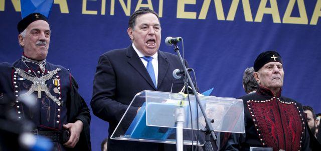 Ο «τρελός στρατηγός» και τα σενάρια για νέο κόμμα | tovima.gr