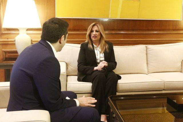 Γεννηματά: Αναγκαίο το συμβούλιο πολιτικών αρχηγών για το «Μακεδονικό» | tovima.gr