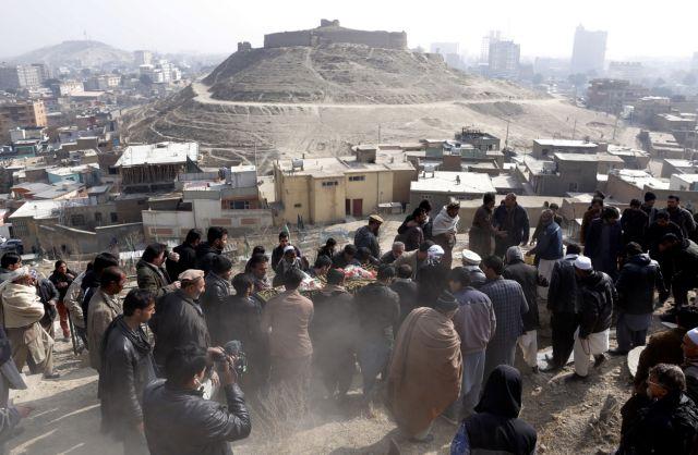 Αφγανιστάν: Στο στόχαστρο των εξτρεμιστικών οργανώσεων όλο και συχνότερα οι άμαχοι | tovima.gr