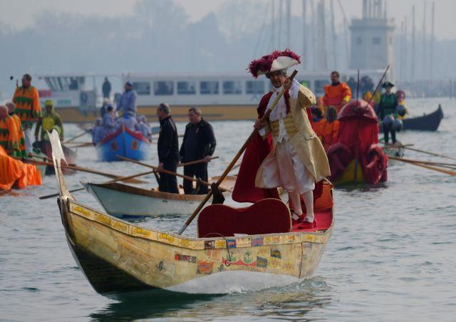 «Ομηροι» στη Βενετία λόγω… καρναβαλιού | tovima.gr
