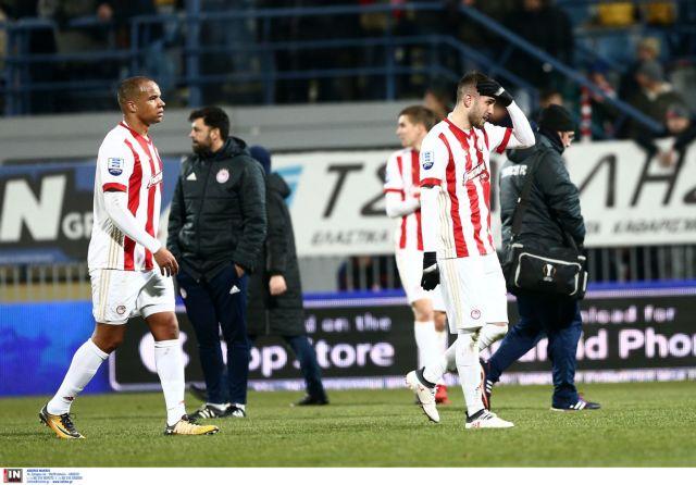Ολυμπιακός: Δεν προπονήθηκαν την Τετάρτη Οφόε και Φορτούνης | tovima.gr