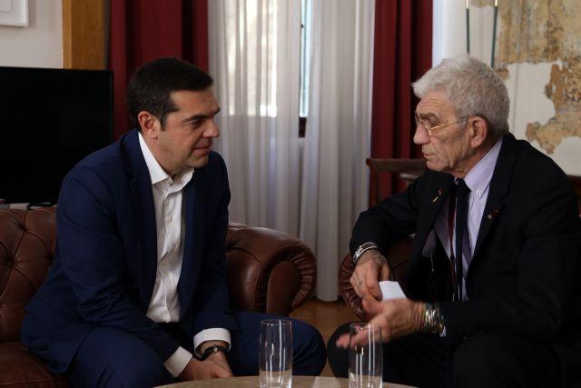 Για θέματα της πόλης συζήτησαν Τσίπρας – Μπουτάρης   tovima.gr