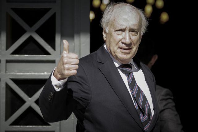 Ο Νίμιτς μεταφέρει στην ηγεσία της πΓΔΜ τις προτάσεις Κοτζιά | tovima.gr