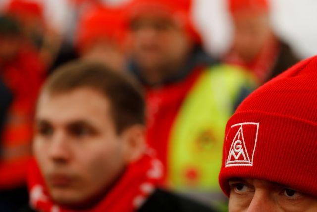 Γερμανία: Υποχώρηση της ανεργίας σε ποσοστό ρεκόρ | tovima.gr