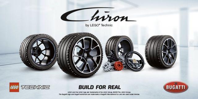 Μια Bugatti Chiron σε χιλιάδες… κομμάτια | tovima.gr