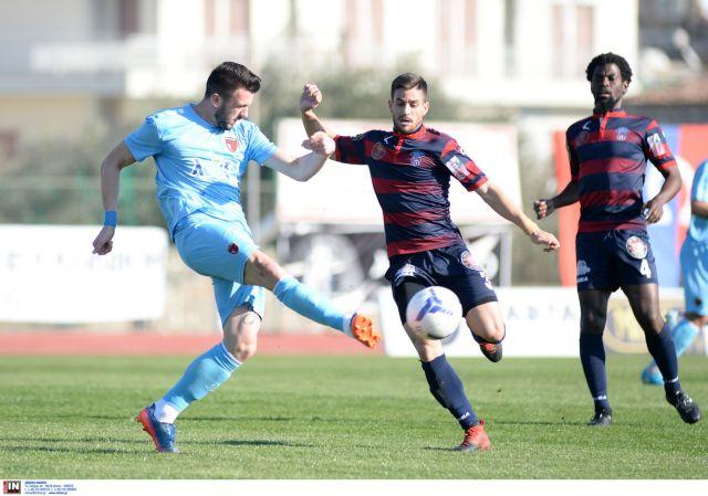 Football League: «Σκόνταψε» στη Σπάρτη η Παναχαϊκή | tovima.gr