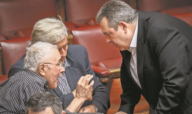Ψάχνουν «πρόθυμους» να ψηφίσουν τη συμφωνία των Πρεσπών | tovima.gr