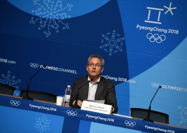 Δικαίωση για ρώσους αθλητές από το CAS | tovima.gr