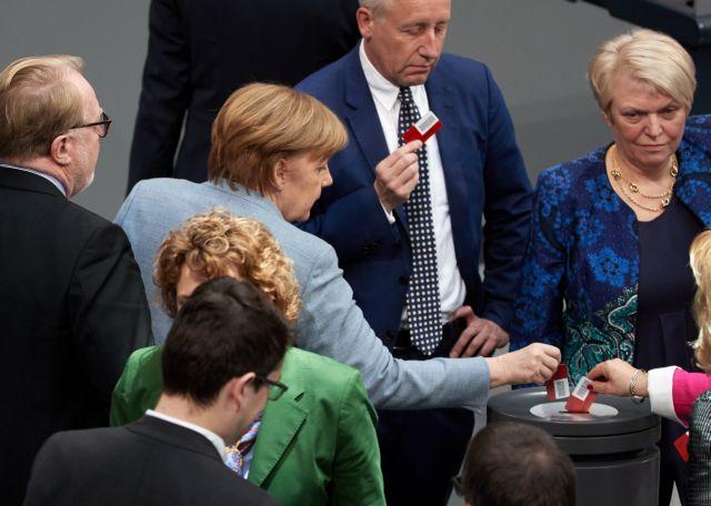 Γερμανία: Εγκρίθηκε ο νόμος για το προσφυγικό   tovima.gr