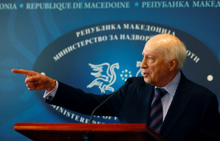Νίμιτς: Ο χρόνος δεν είναι με το μέρος μας στη λύση για την ονομασία της πΓΔΜ   tovima.gr