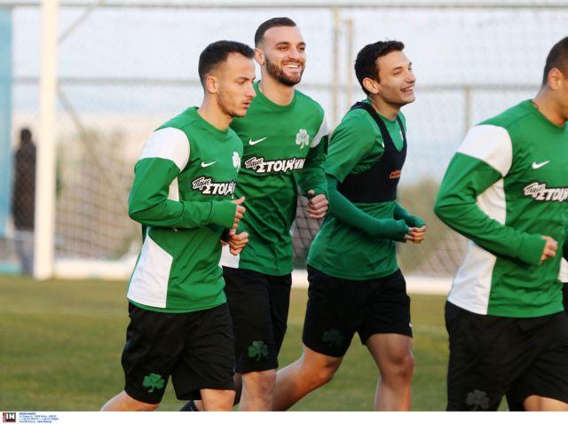 Παναθηναϊκός: Επέστρεψαν στις προπονήσεις οι παίκτες | tovima.gr