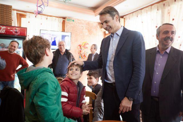 Στις πλατείες με τους ψηφοφόρους η ηγεσία της Ν.Δ. | tovima.gr