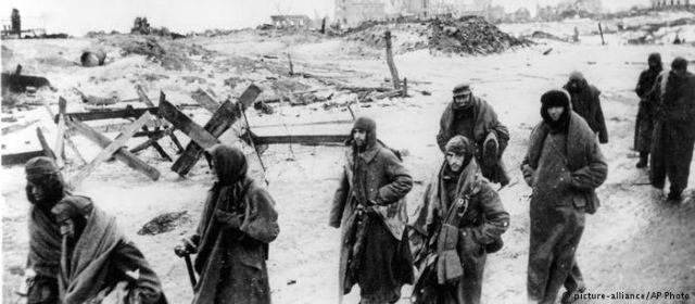 75 χρόνια από το τέλος της μάχης του Στάλινγκραντ | tovima.gr