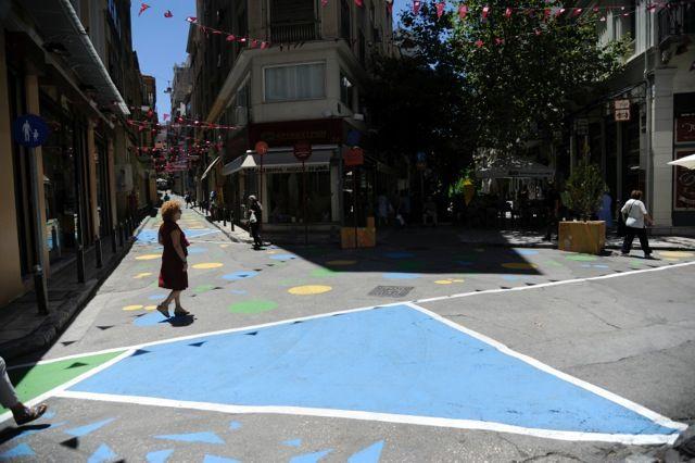 Ερχονται αναπλάσεις και αναβαθμίσεις στο Δήμο Αθηναίων | tovima.gr