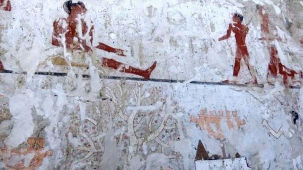 Σπουδαία αρχαιολογική ανακάλυψη στην Αίγυπτο: Τάφος 4.500 ετών   tovima.gr