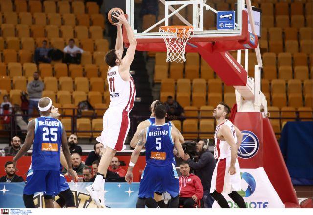 Α1 μπάσκετ: Ο Ολυμπιακός «καθάρισε» στο τελευταίο δεκάλεπτο το ματς με την Κύμη   tovima.gr
