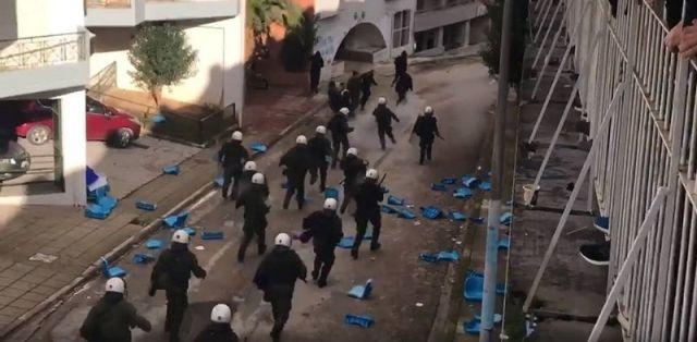 Τα έσπασαν και εκτός γηπέδου οι οπαδοί του ΠΑΟΚ | tovima.gr
