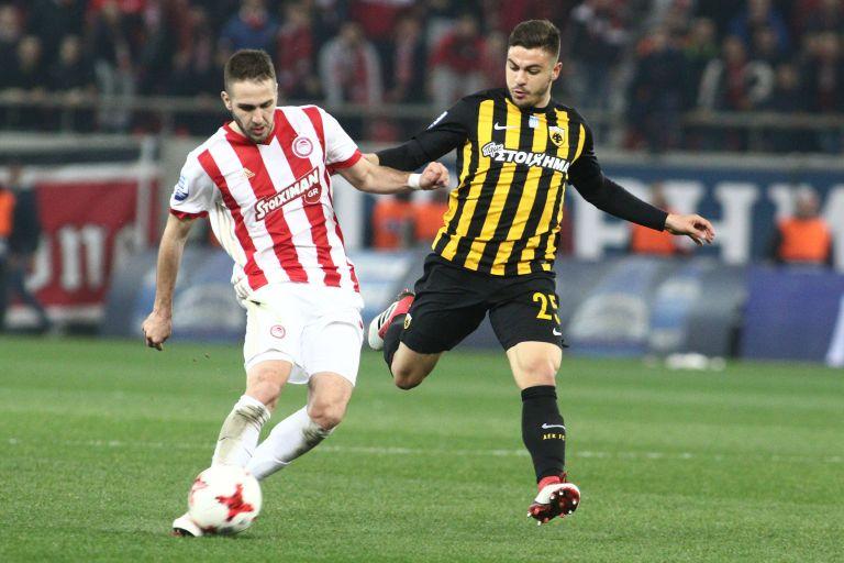 Γαλανόπουλος : Στην ΑΕΚ έχουν πραγματοποιηθεί τα όνειρά μου | tovima.gr
