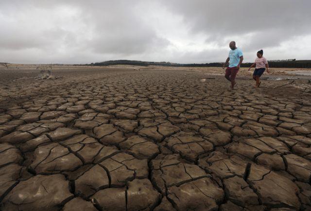Ν. Αφρική: Καταστροφική ξηρασία και έλλειψη σε πόσιμο νερό | tovima.gr