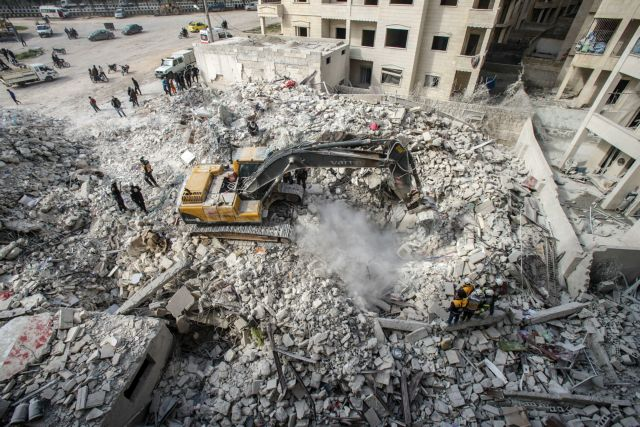 ΟΗΕ: Αμεση κατάπαυση του πυρός στη Συρία | tovima.gr