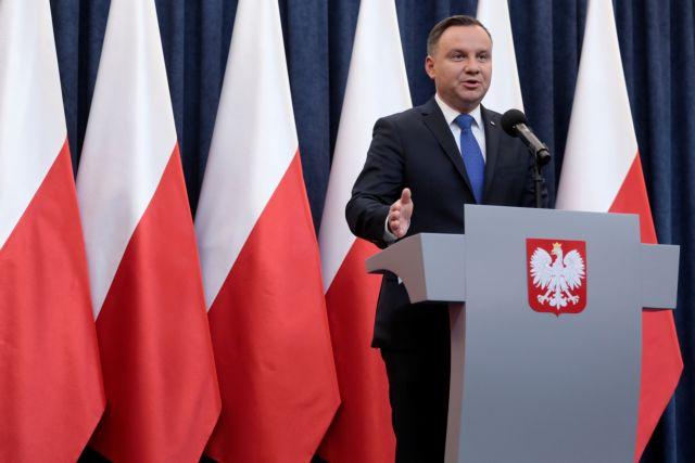 Πολωνία: «Πράσινο φως» αμφιλεγόμενου νόμου για το Ολοκαύτωμα | tovima.gr
