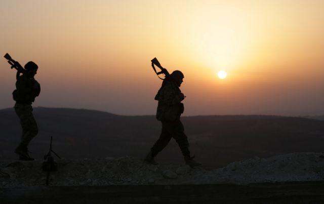 Σχολείο βομβάρδισε ο τουρκικός στρατός στη Συρία | tovima.gr
