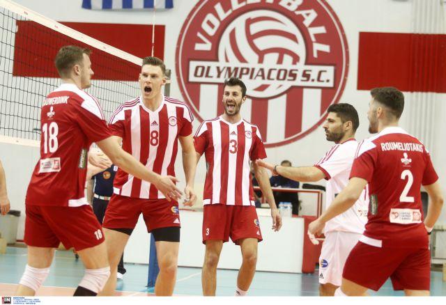Στους «8» με περίπατο ο Ολυμπιακός, δυσκολεύτηκε ο ΠΑΟΚ | tovima.gr