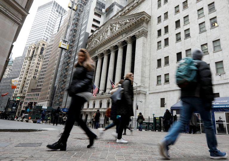 Χρηματιστήριο Νέας Υόρκης: Βουτιά 4,15% ο Dow Jones | tovima.gr
